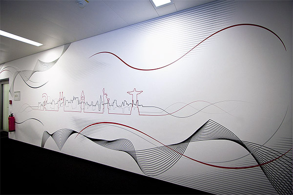 Office Wall Design Munich ...