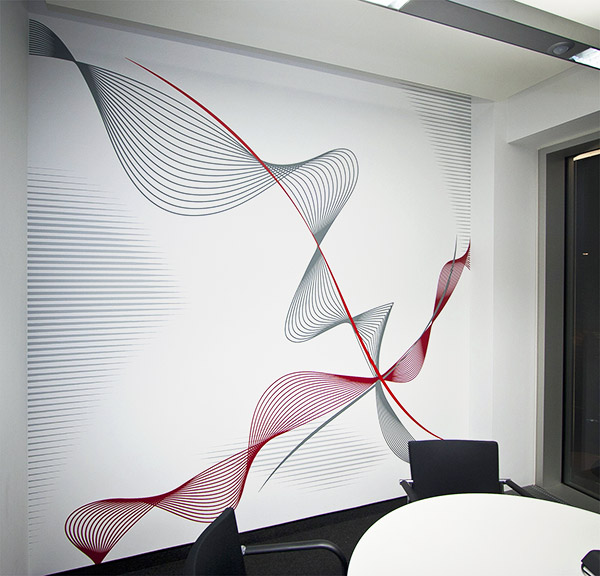 ... Office Wall Design Munich ...